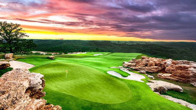 Лучшие поля для гольфа