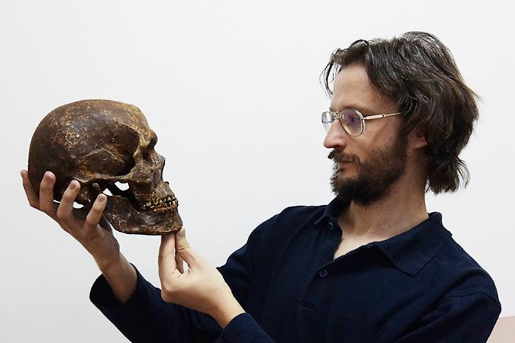 антрополог добрышевский