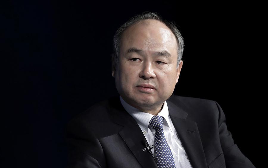 основатель SoftBank