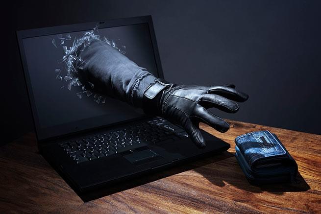 мошенничестве в интернете