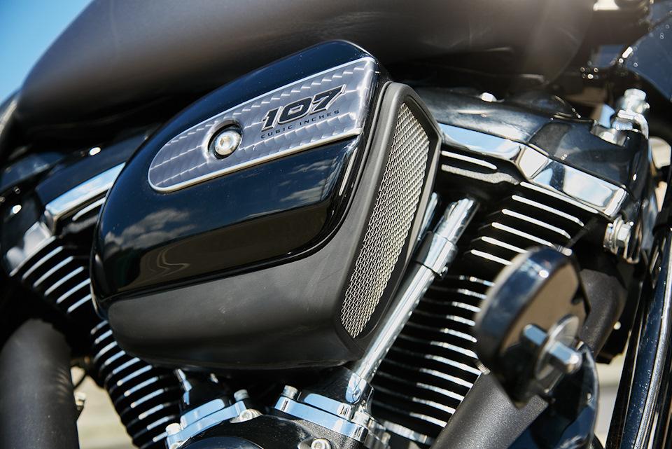 мотор Milwaukee-Eight