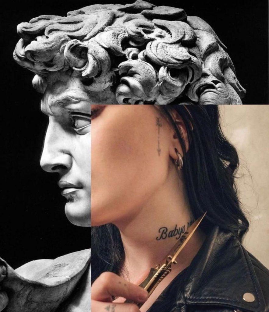 современное искусство и татуировки