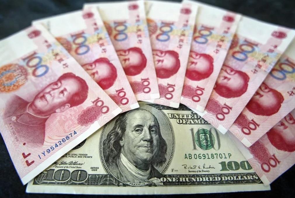 доля доллара сша в резервах китая