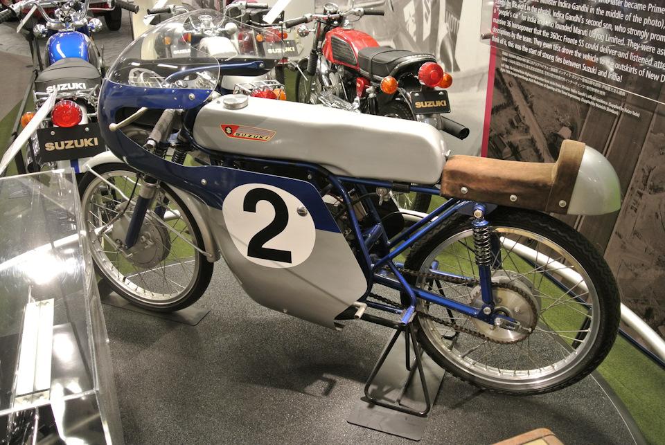 1962 Suzuki RM62