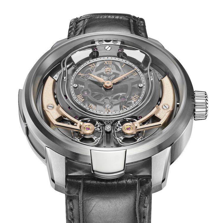 часы Armin Strom Masterpiece 2