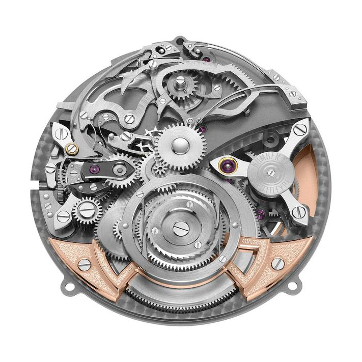 механизм Armin Strom Masterpiece 2