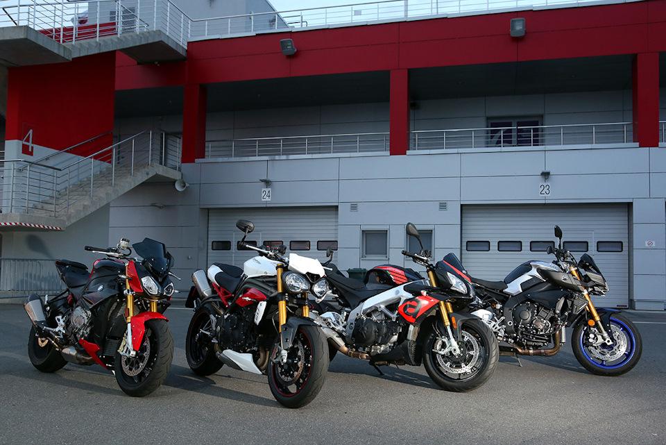 сравнение мотоциклов
