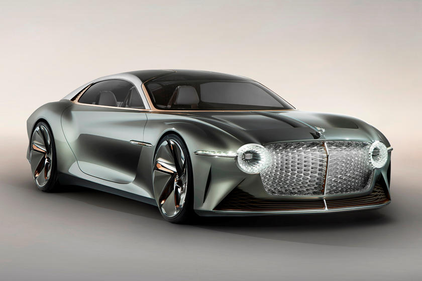авто Bentley EXP 100 GT