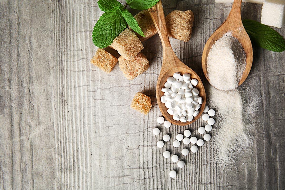 здоровое питание и сахарозаменители