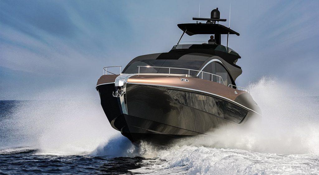 Lexus начал строить яхты