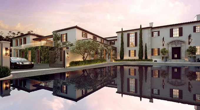 дом Owlwood Estate
