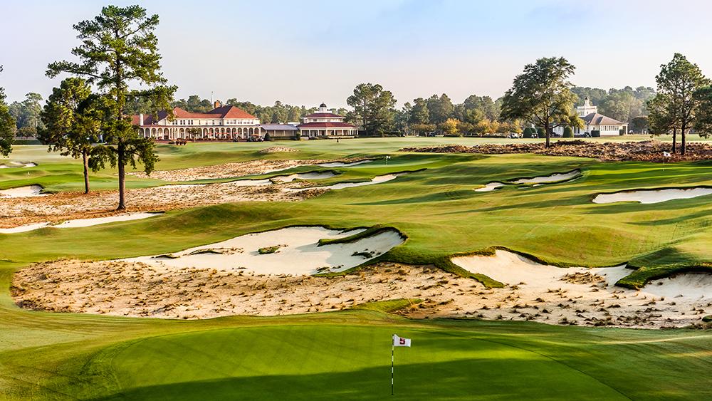 Лучшие поля для гольфа фото