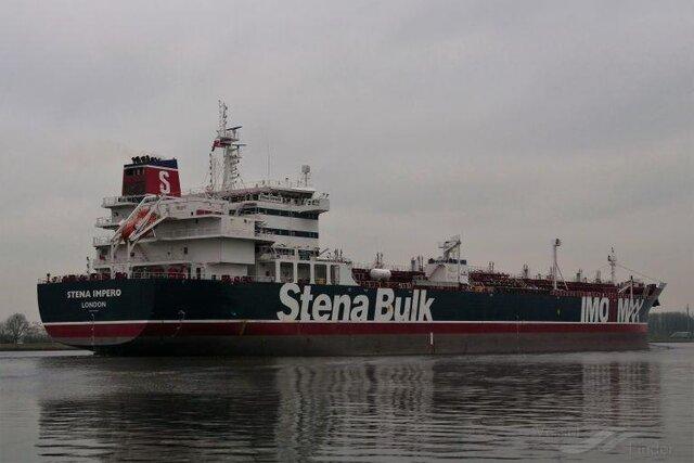 Иран задержал британский танкер