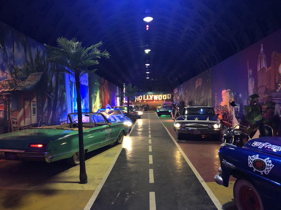 музей ретроавтомобилей в питере