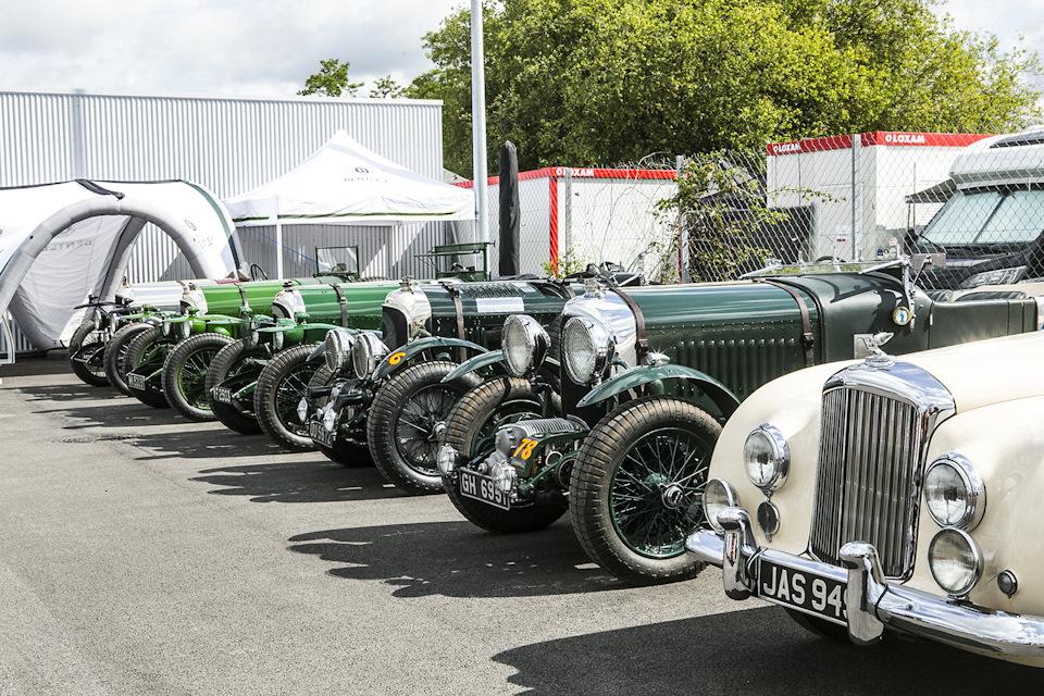 Классические Bentley