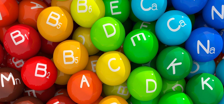 здоровое питание и витамины