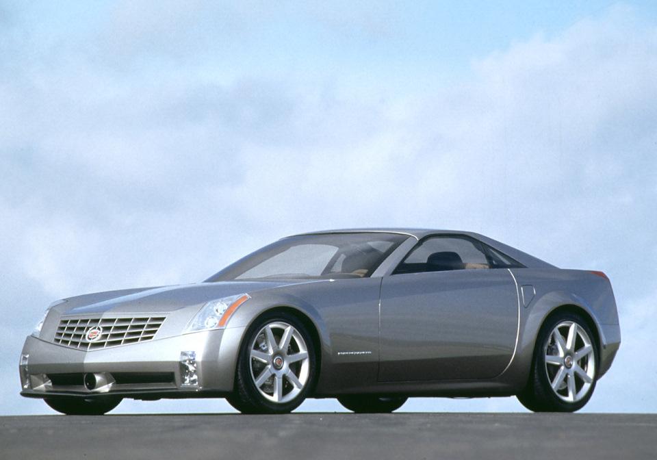 Cadillac купе