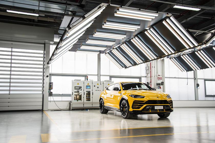 Urus поднял оценку Lamborghini до $11 млрд