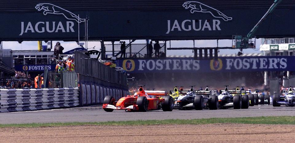 гонки ф1