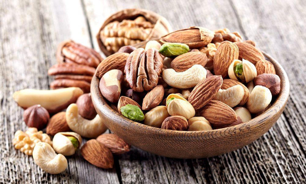 орехи и сердце