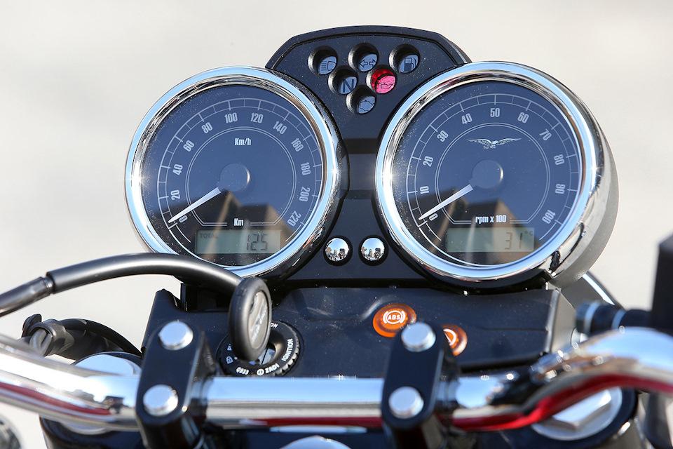 приборы Moto Guzzi
