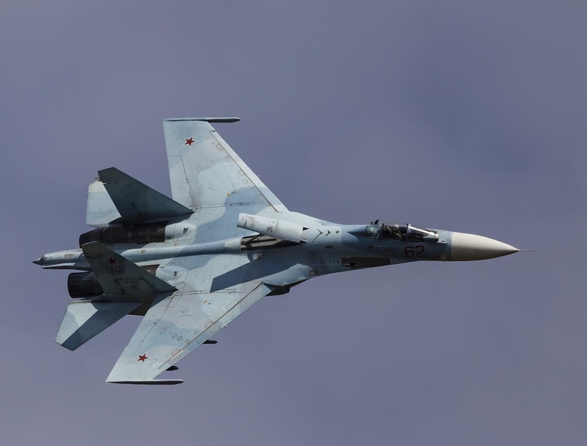 су-27 и самолёты нато