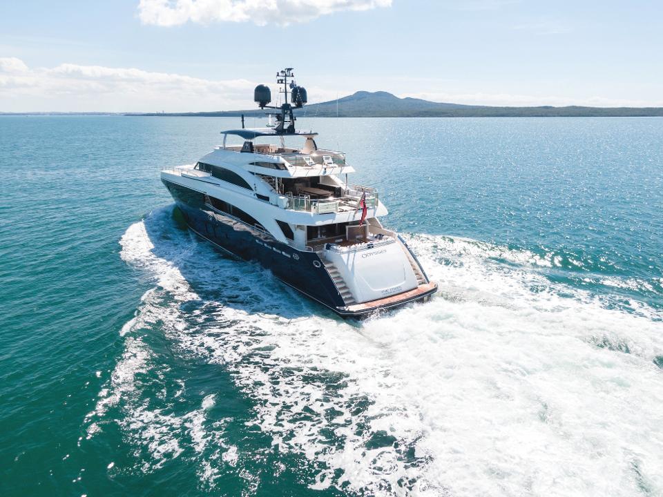 яхта ODYSSEY