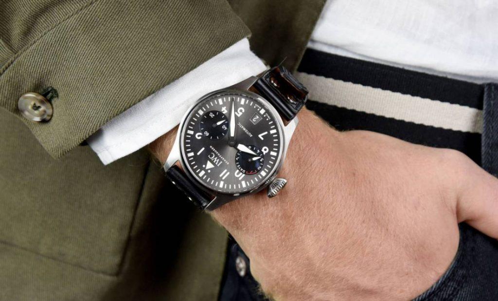 Big Pilot's Watch Edition «Right-Hander»