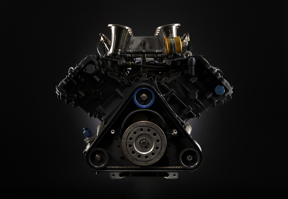 Ford-Cosworth DFV