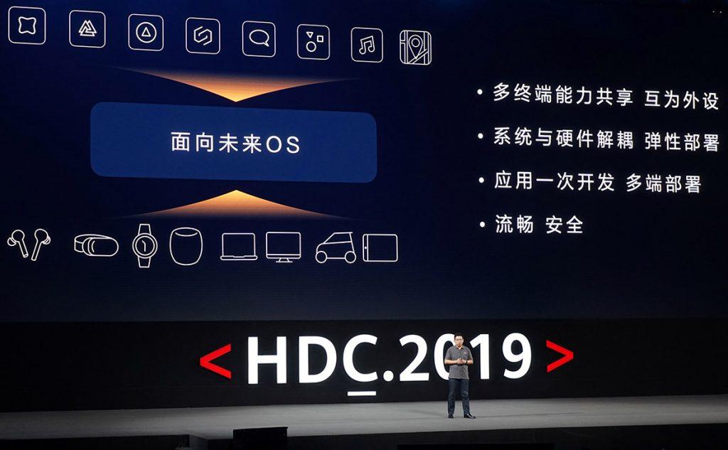 Harmony OS для Huawei