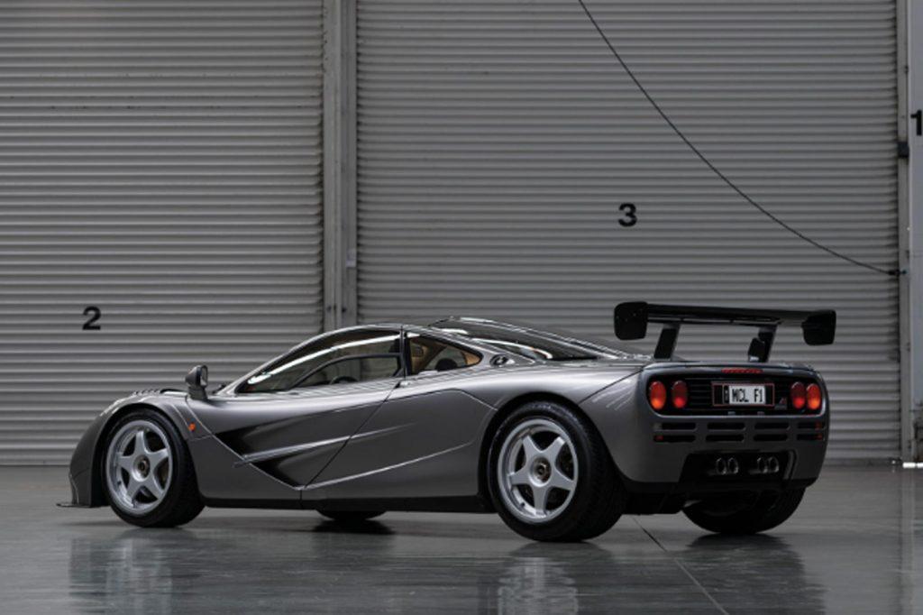 McLaren F1 внешность