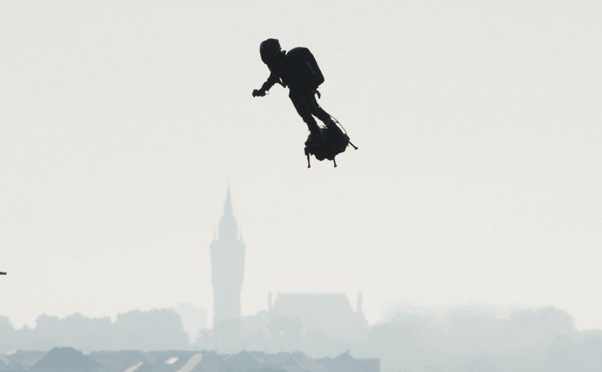 летающая доска
