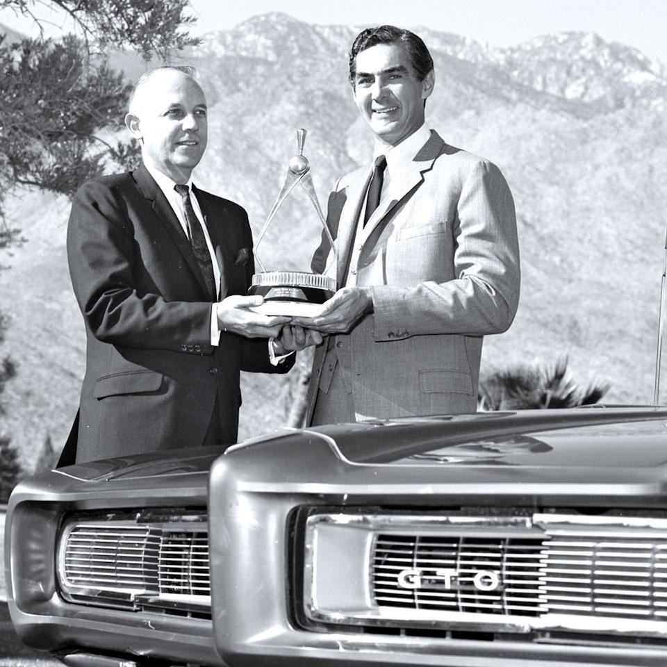 главный инженер автомобиля Pontiac GTO