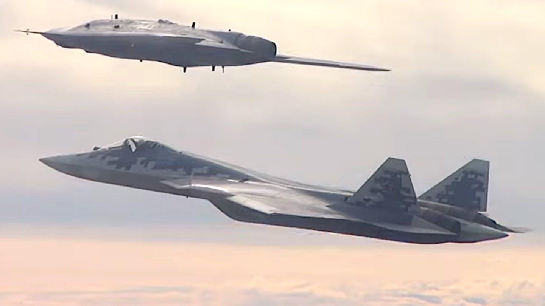 Су-57 видео и фото