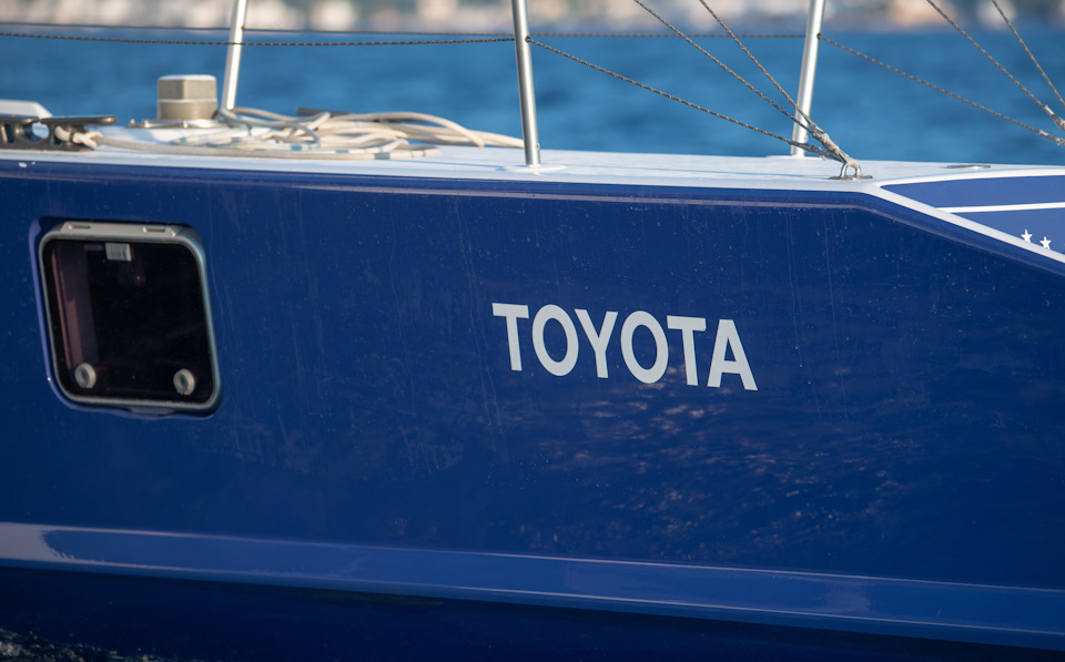 лодка от тайоты