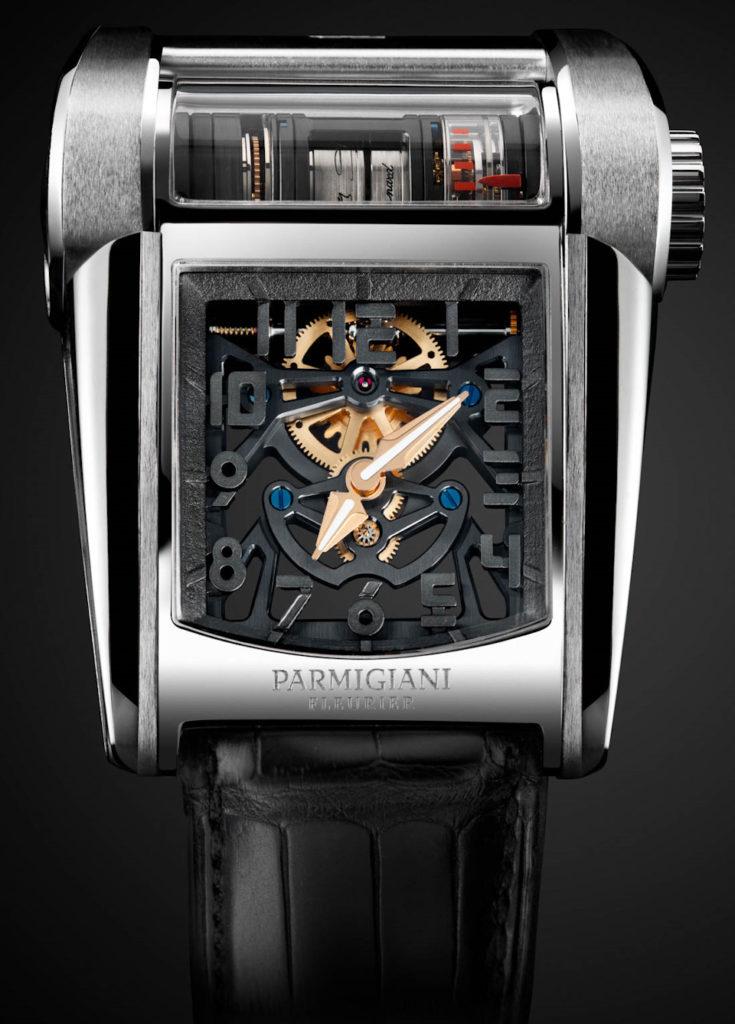 Parmigiani Fleurier сделали лимитированную версию хронографов для владельцев Bugatti Chiron