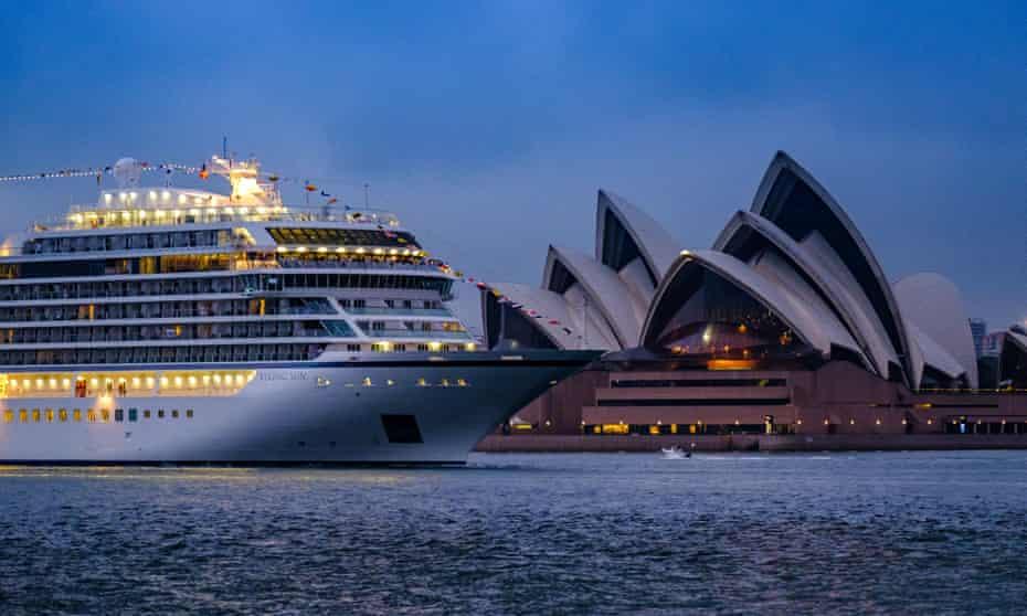 Viking Ocean Cruises корабль