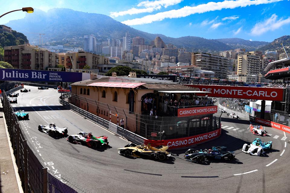 Formula Е монако
