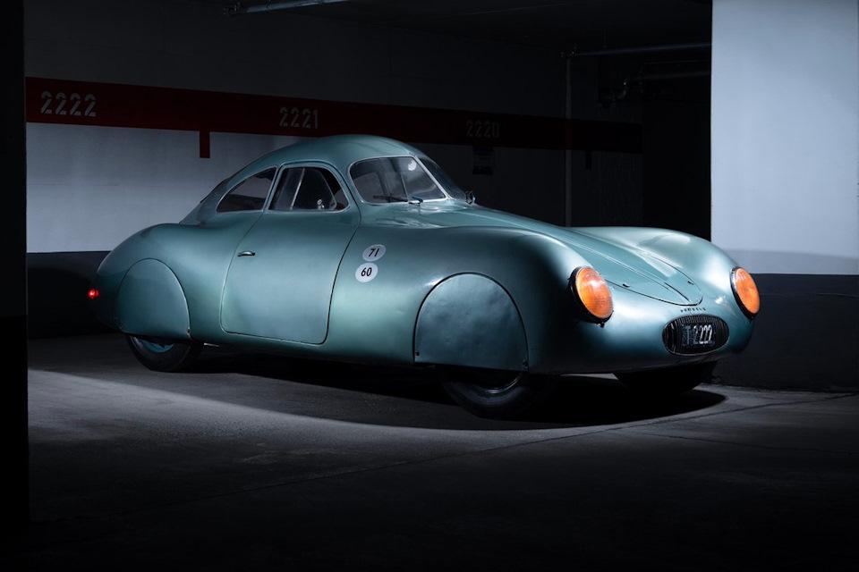 Porsche Type 64 1939 года
