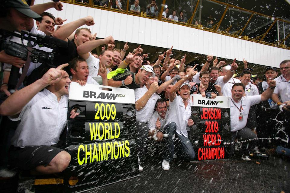 чемпионский титул 2009 года