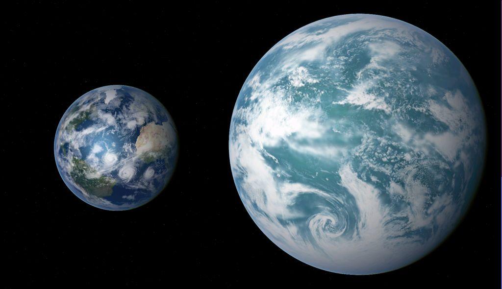 экзопланете K2-18b