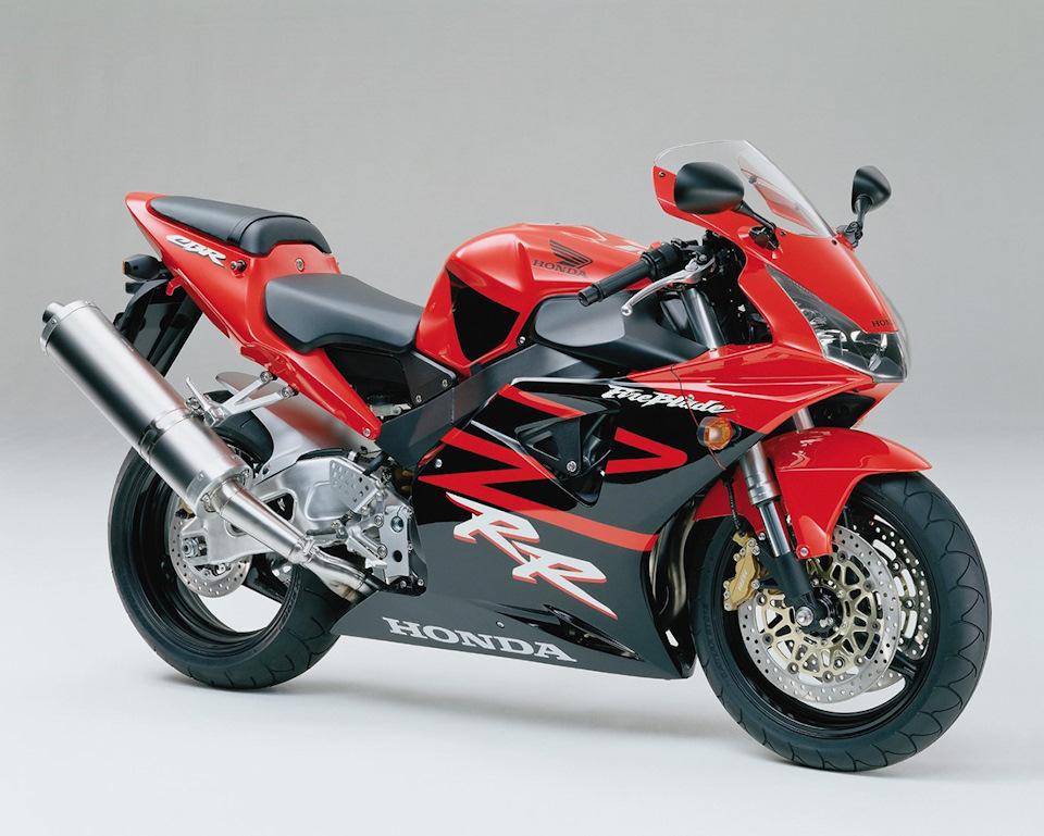 2002-2003 Honda CBR900RR-2/3 (954 см³, 150 л.с., 168 кг) SC50