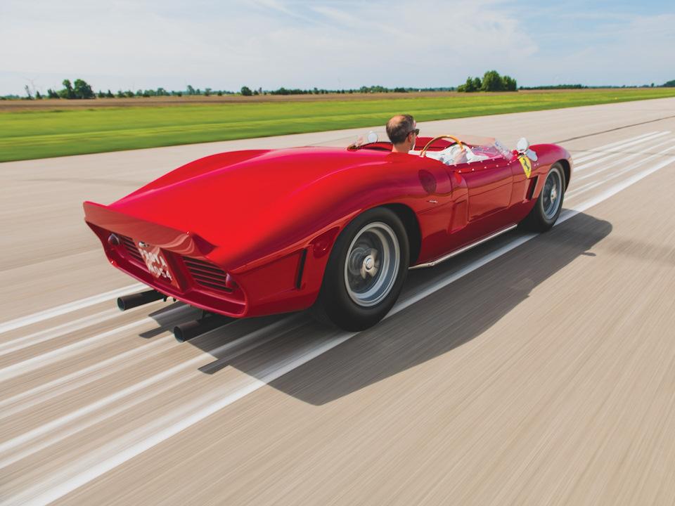 Ferrari 196 SP by Fantuzzi 1962