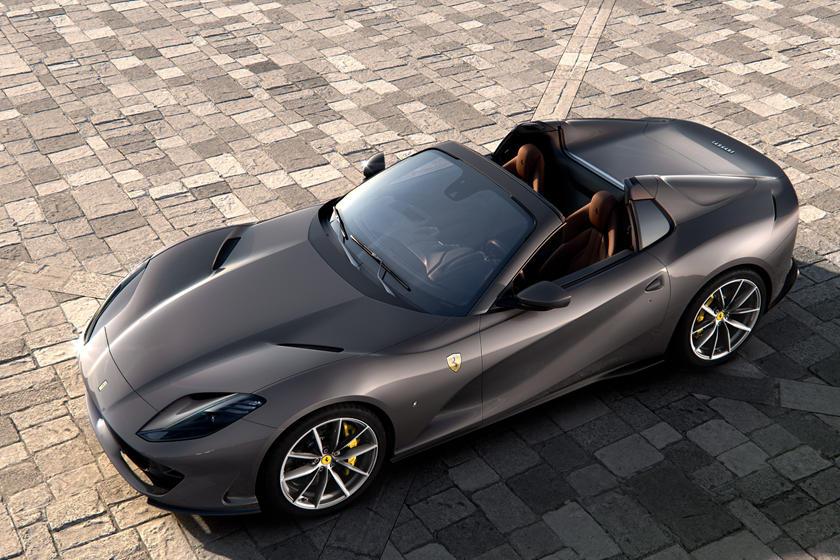 Ferrari 812 GTS фото