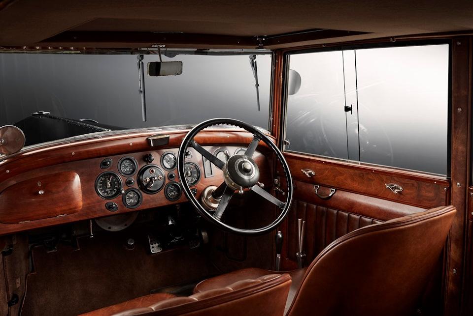 салон Bentley 8