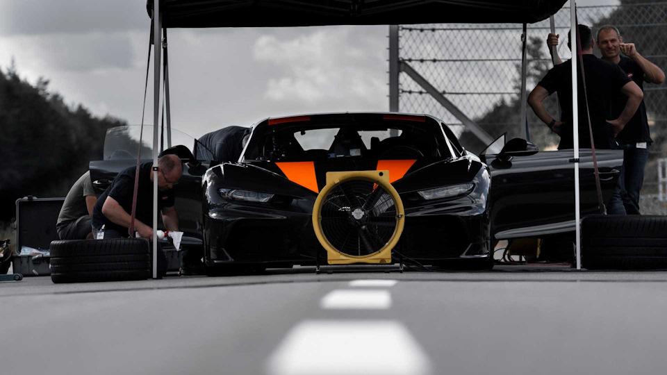 Bigatti Chiron спорт 300 широн характеристики