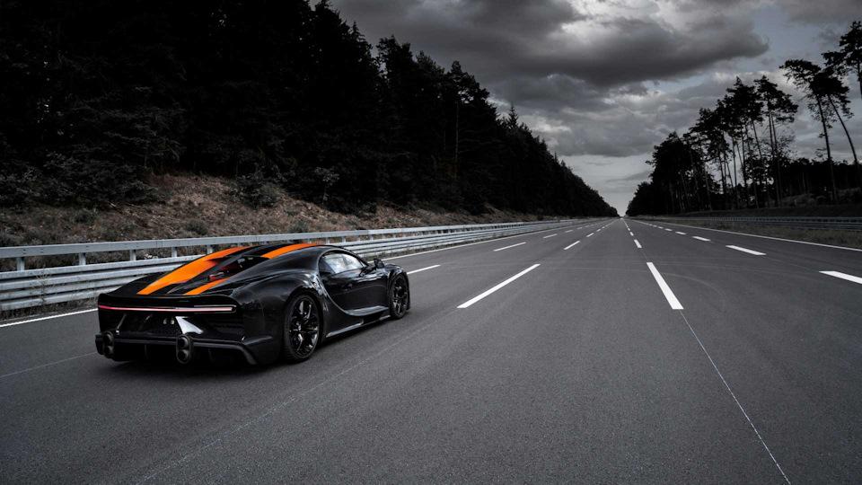 Bugatti Chiron Super Sport 300+ цена