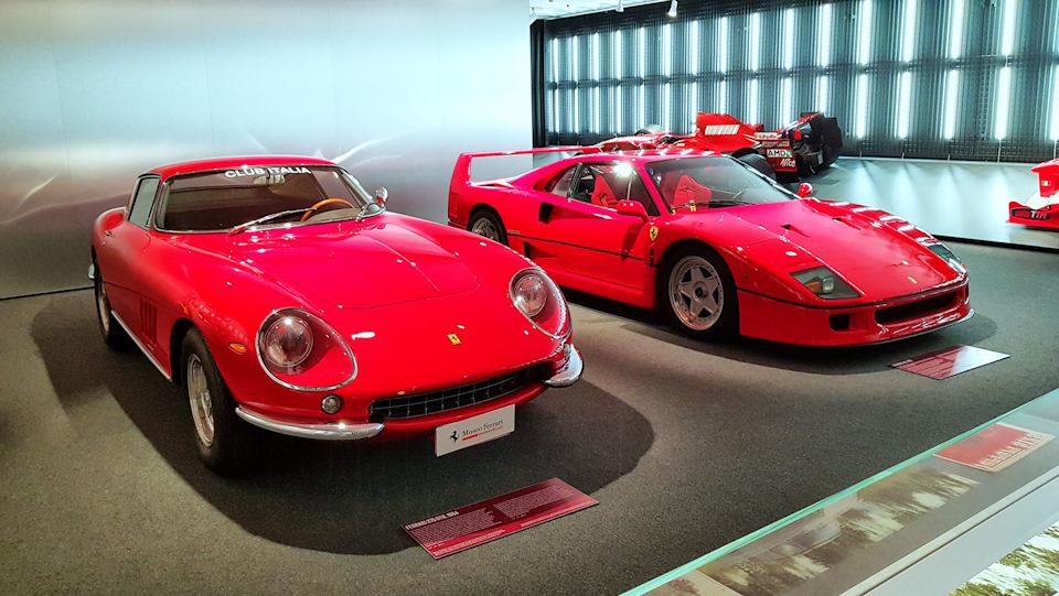 F40 была у Лучано Паваротти, Сильвестра Сталлоне и даже Эрика Клаптона