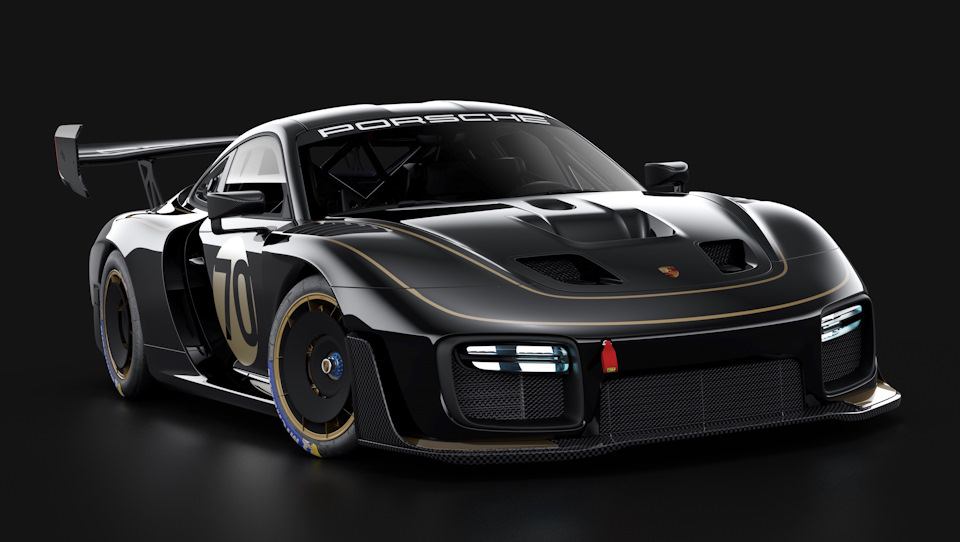 Porsche 935, прославившийся успехами в гонках спорткаров класса Group 5 — который уже известная вам команда Kremer Racing выставляла в цветах John Player Special