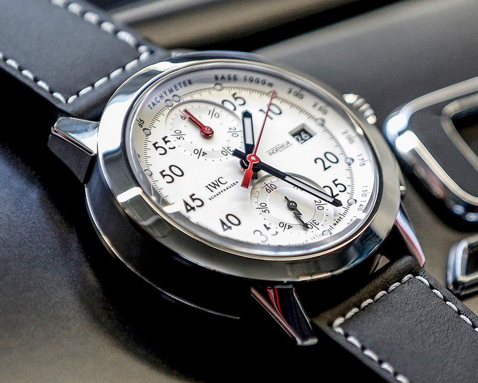 Mercedes - IWC